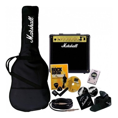 kit  amplificador mas accesorios marshall
