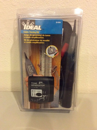 kit amplificador y generador de tono ideal 33-864