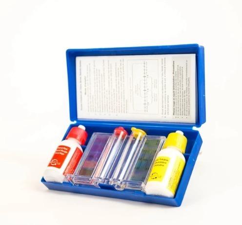 kit analizador o medidor de ph y cloro para piscinas