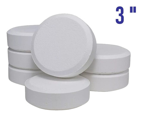 kit analizador + tricloro tabletas 3 pulg 1 kg para alberca