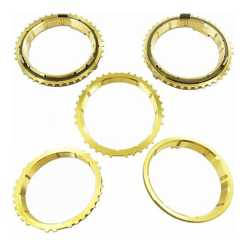 kit anel sincronizador 1ª/2ª/3ª/4ª/5ª hilux 2.5 td (05/12)