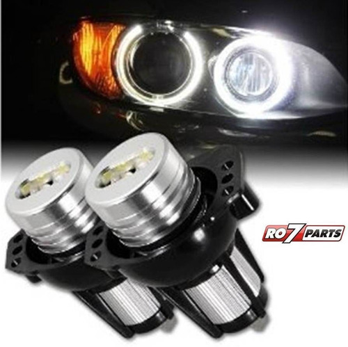 kit angel eyes super led bmw série 3 e90 e91 2006 a 2008