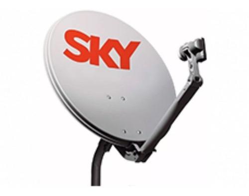 kit antena parabólica