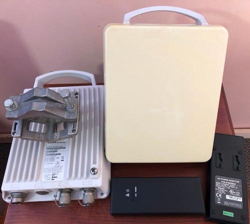 kit antena radwin 2000 clase b excelente estado y operativo