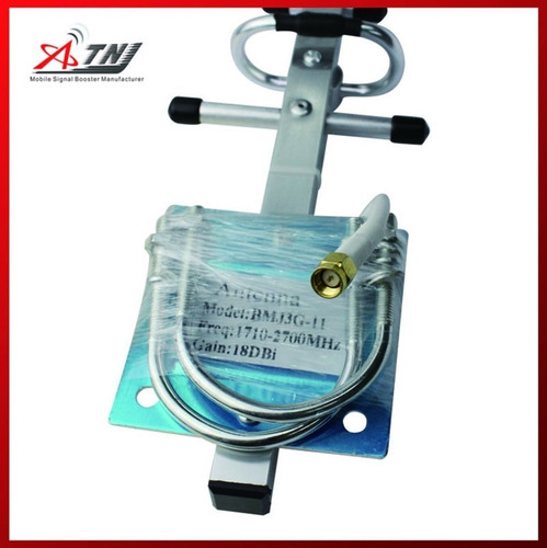 kit antena yagi de alta ganancia para dcs 3g 1700mh