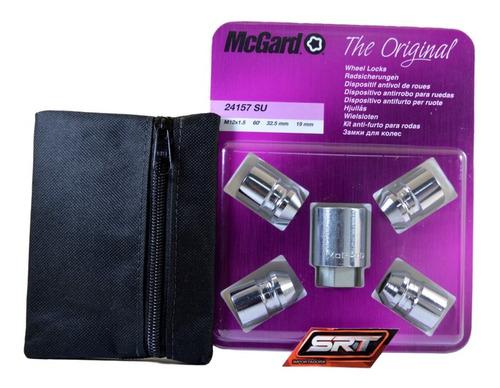 kit anti-furto de rodas mcgard para gm tracker a partir 2013