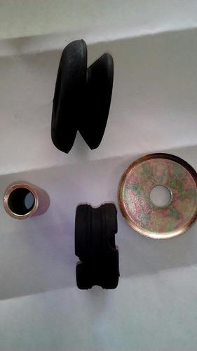kit anti ruido amortiguador traseno corolla new sensation