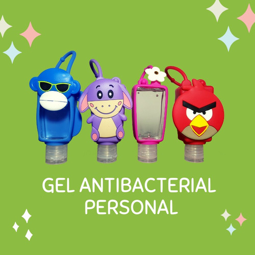 kit antibacterial gel+jabón