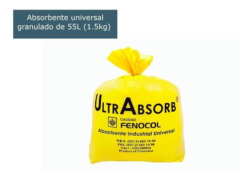 kit antiderrame ultrabsorb universal