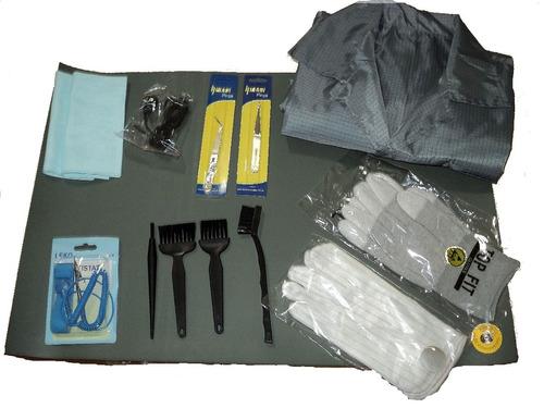 kit antiestático (esd) dr. hardware gray