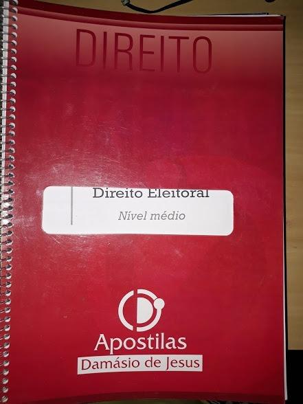 apostilas damasio de jesus