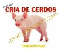 kit aprende cría porcina cerdos corrales instalaciones razas