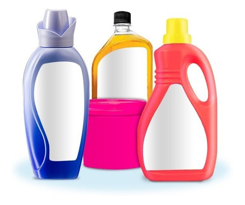 kit aprende elaborar formulas químicas productos de limpieza