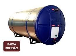 kit aquecedor solar com boiler 300 litros