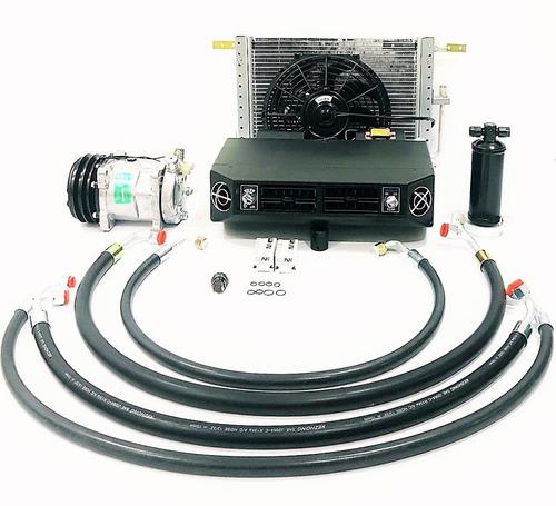 kit ar condicionado f 1000 f1000 sem suporte do compressor