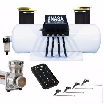 kit ar gerenciador 10mm i-system nasa - fiat uno antigo 1994