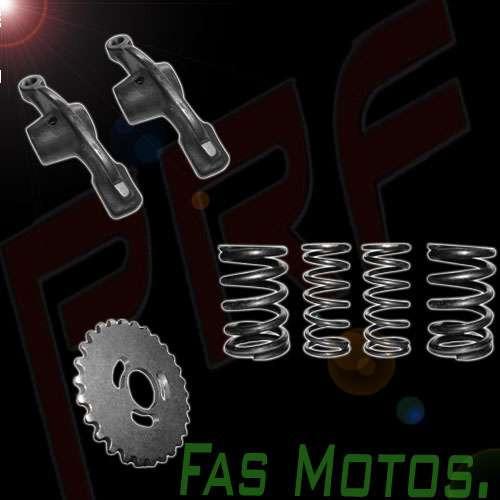 kit arbol de levas prf competicion corta larga 110 fas motos