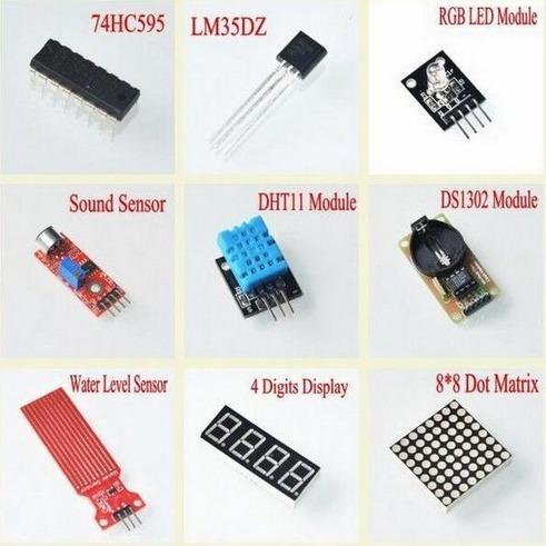 Kit Arduino Carro Wifi Bluetooth Esp8266 Nodemcu All