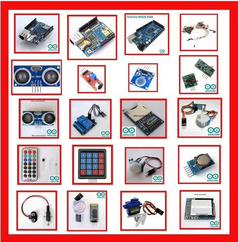 kit arduino uno r3 completão iniciante ou profissional