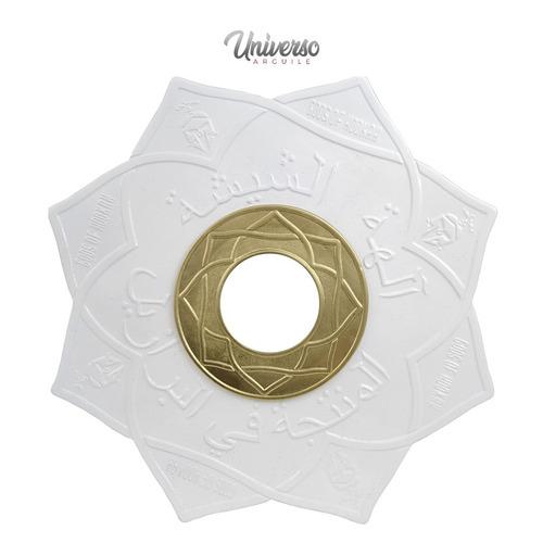 kit arguile gods of hookah mini cronos dourado gold premium