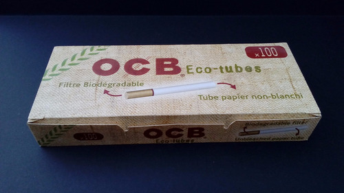 kit armar tabaco(maquina-2cajas100 tubos org-2 tabaco negro)