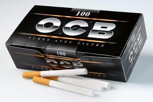 kit armar tabaco(nueva maquina ocb duo-100 tubos-tabaco)