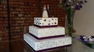 kit aro cortador quadrado alto  para bolo com 3 peças inox