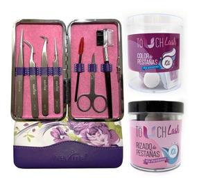 Maquillaje Cruelty Free Pinceles - Extensiones de Pestañas en