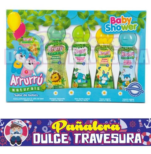 kit arrurru baby shower
