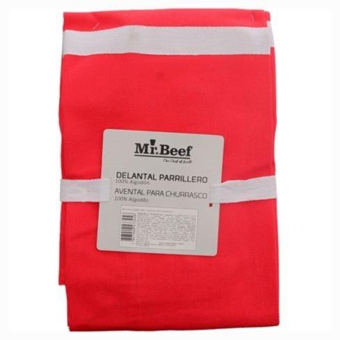 kit asador de carbón parrilla mr beef mas accesorios