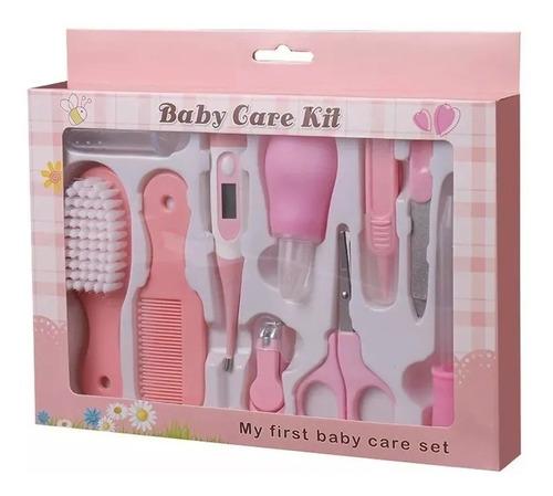 kit aseo y cuidado para bebe, niña - niño. entrega ya!