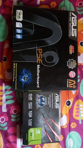 kit assus gamer coredosquad+8gbram+nvidia 1gb $ 200lukitas!!