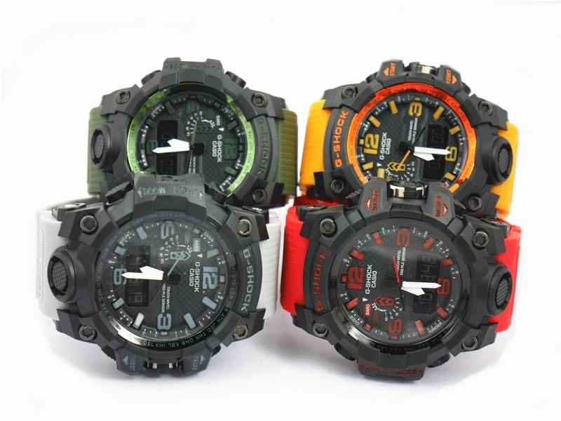 5c9fb81021f kit atacado 10 relógios casio g shock gwg 1000. Carregando zoom.