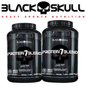d0a6ba7a7 Proteina Isolada Importada - Whey Protein Black Skull para Massa Muscular  no Mercado Livre Brasil