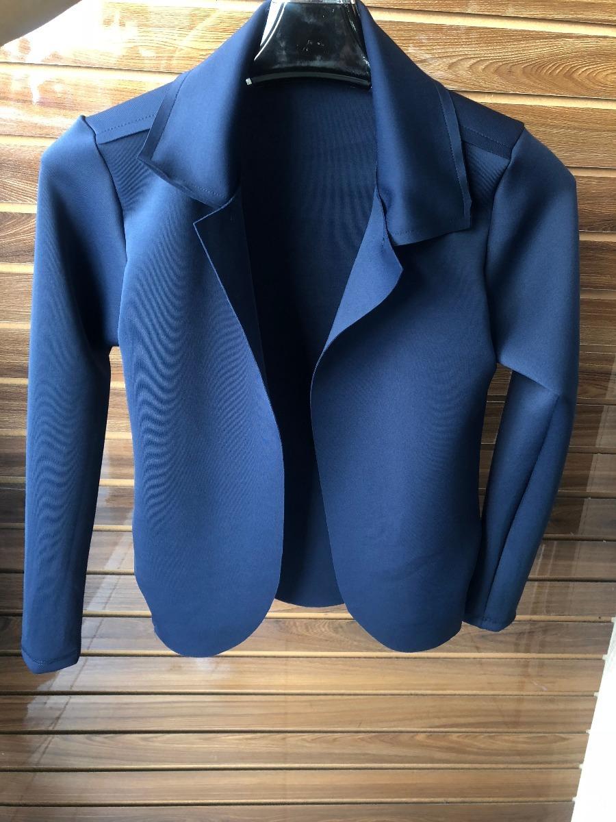 e5dd62b851 kit atacado 6 blazers feminino acinturado social neoprene. Carregando zoom.