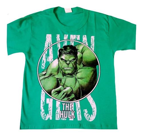 kit atacado c/7 camiseta infantil menino personagem herois