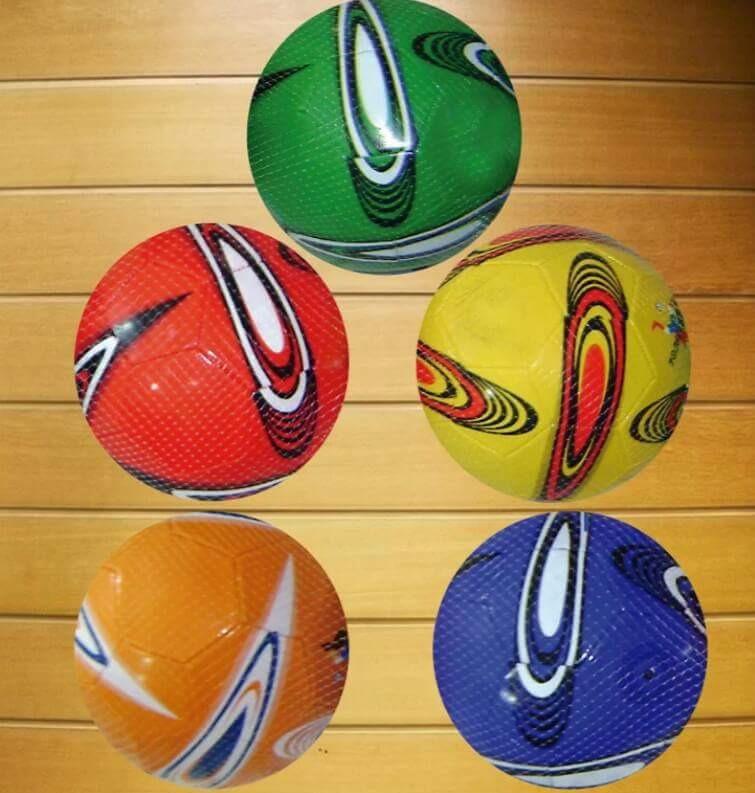 0d85420f3b37d Kit Atacado De Bola Futebol Para Crianças A Pronta Entrega - R  250 ...