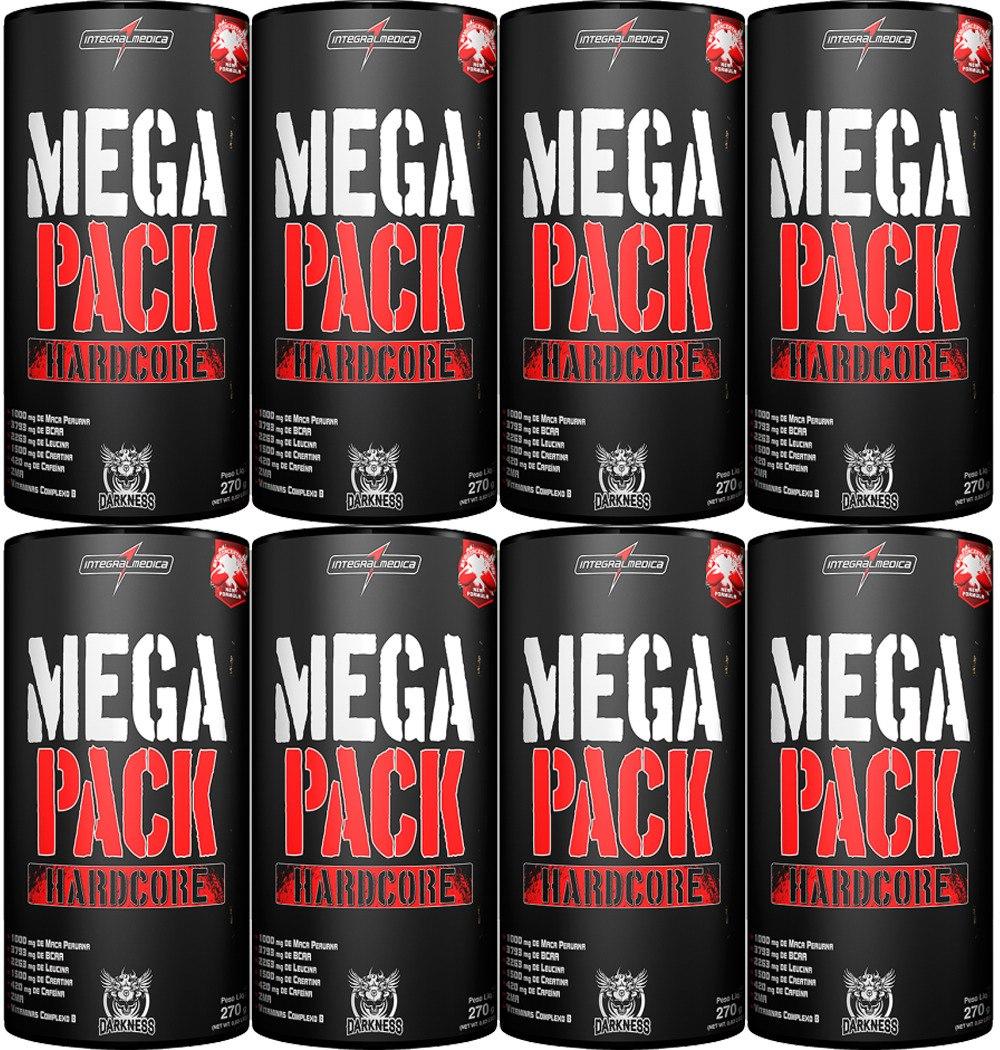 36a24c46c Kit Atacado Revenda 8x Mega Pack Integralmedica Melhor Preço - R  686