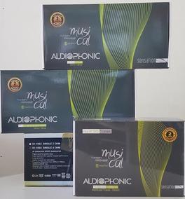 Kit Audiophonic - Kit 2 Vias + Coaxial + Ampli  + Subwoofer