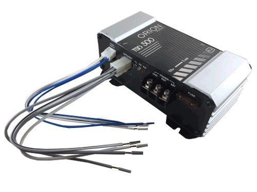 kit auto falante 6 pol 280 watts+5 pol+modulo tsd 500