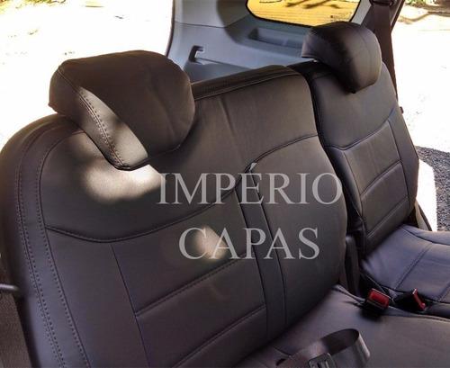 kit automotivo de capas para a spin 5 lugares 2012