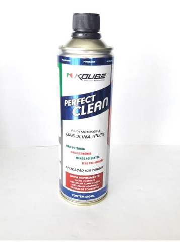 kit automotivo nanotech perfect clean motor flush desengripa