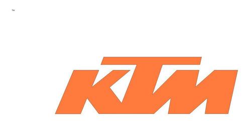 kit auxiliar descanso bms - modelo original ktm 17-20