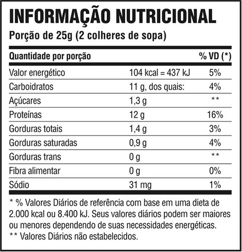 kit auxílio ganho de massa muscular probiótica