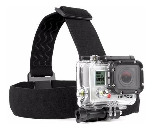 kit aventura go pro hero acessórios gopro 2 3 4 5 6 7 sj5000