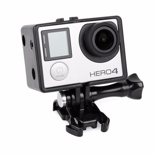 kit aventura go pro hero acessórios hero 2 3 3+ 4 hd sj5000