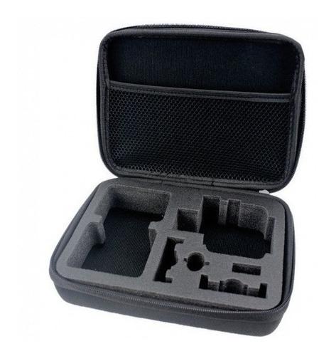 kit aventura gopro hero 7 black acessórios caixa estanque