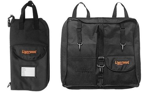 kit bag par baquetas