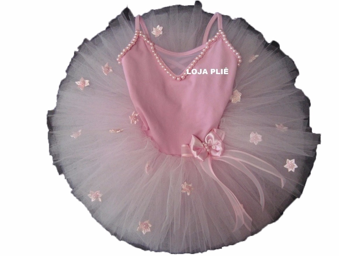 a79e1cb318 kit bailarina tutu figurino ballet roupa fantasia infantil. Carregando zoom.