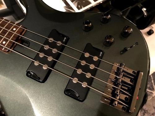 kit bajo yamaha 4 cuerdas activo / ampli. hartke / funda